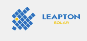 leapton solar review